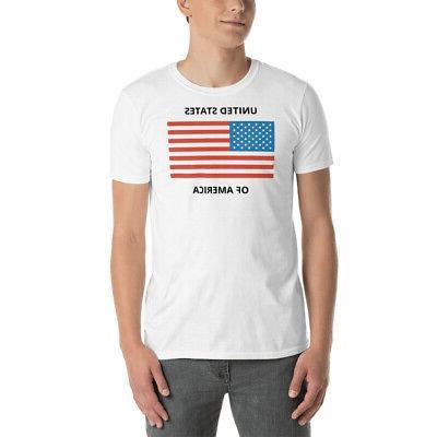 men s t shirt america flag men