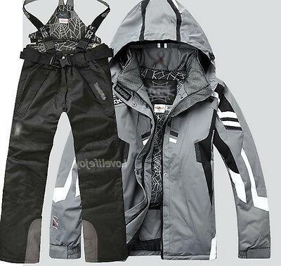 Men's Winter Coat Suit Jacket snowboard