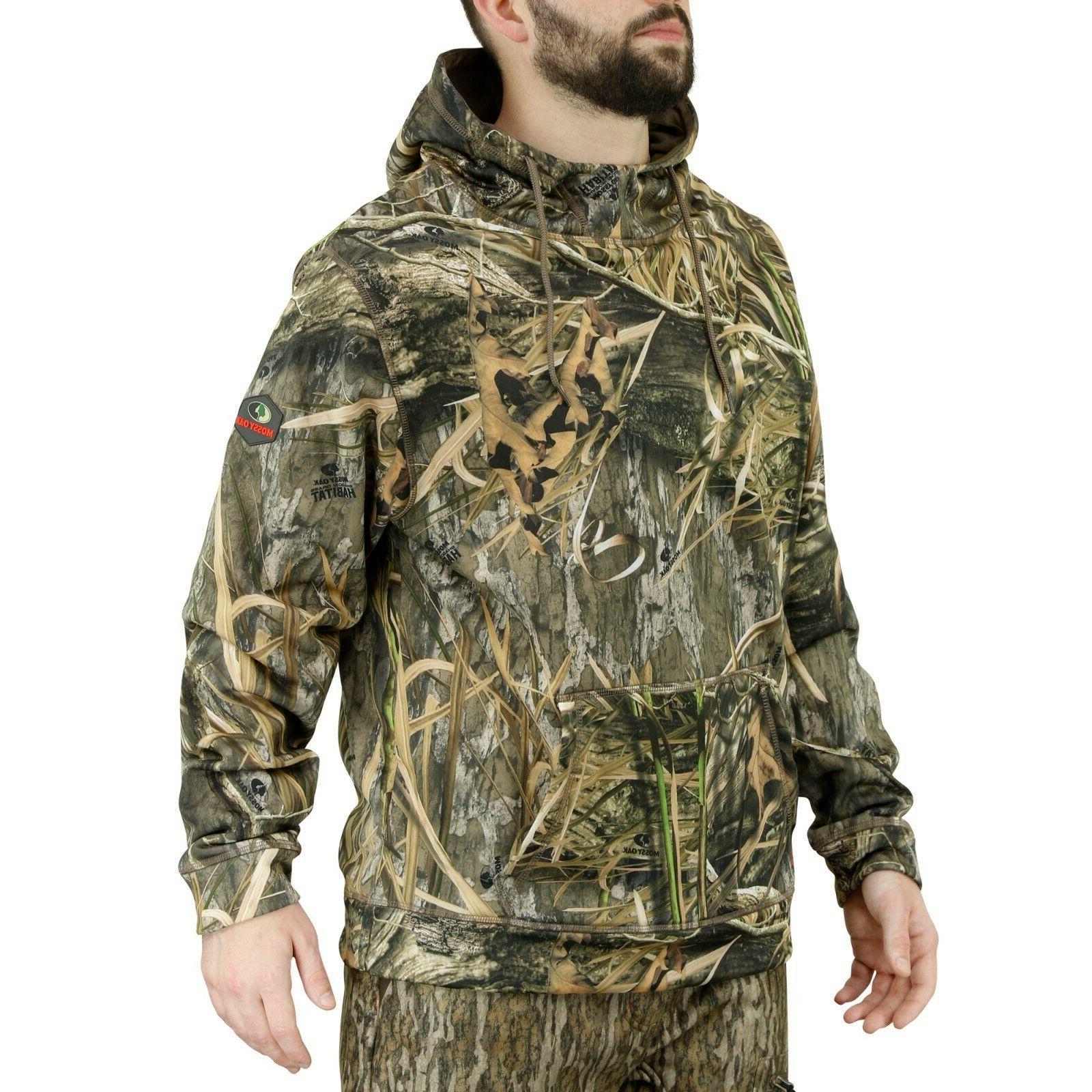 Mossy Oak Fleece Camo Clothes