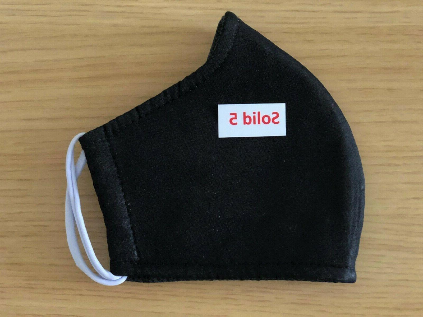 Professional Design Mask Cotton/Cloth/Fabric Women, Black