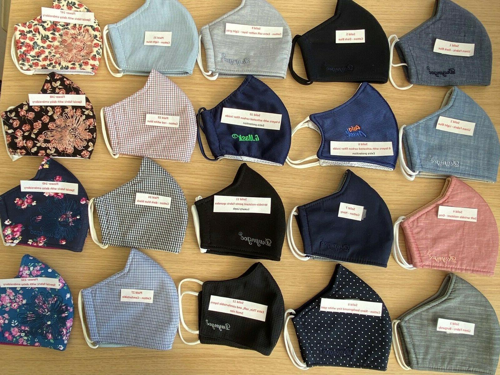 Professional Design Cotton/Cloth/Fabric Women, Men, Black