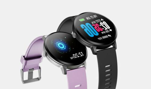 smart IP67 women's smartwatch