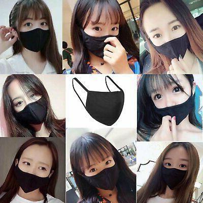 10-Pack Soft Face Mask Fashionable Washable