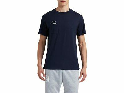 tiger men s pocket short sleeve tee