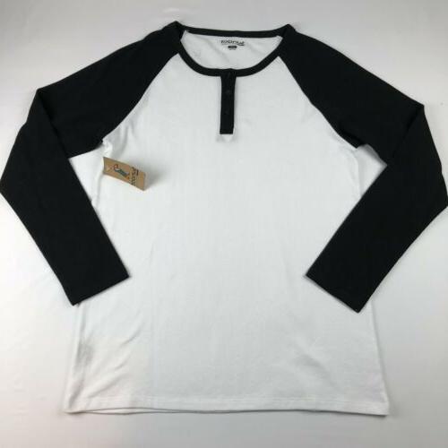 work clothes mens thermal shirt long sleeve