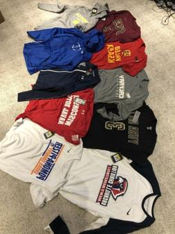 Lot Of Men's Small Athletic Clothes