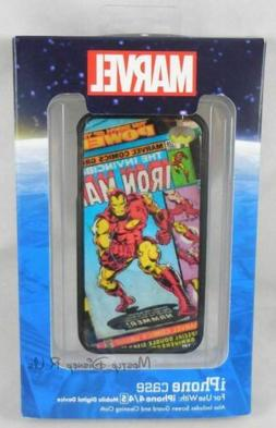 Marvel D-Tech The Avengers Iron Man iPhone 4/4S Case W/ Scre