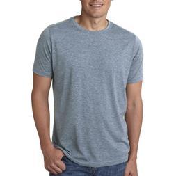 next Level Apparel Men's Blended Crew Short-Sleeve T-Shirt
