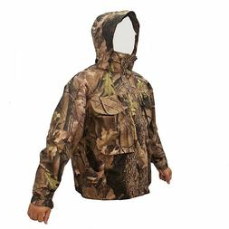 Men's Breathable Fly Fishing Wading Jackets  Waterproof Clot