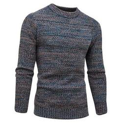 Men's clothes Autumn shirts Winter Sweater Pullover Slim