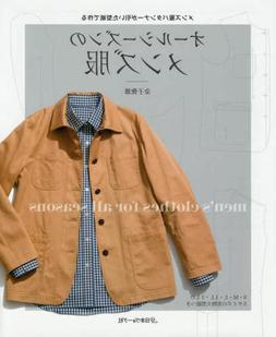 MEN'S Clothes for All Seasons - Japanese Craft Book