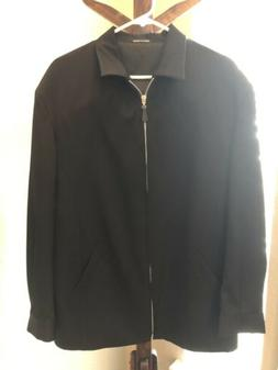 Men's HYDE CLOTHES LIMITED SIZE L LARGE black tailored dress