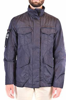 PEUTEREY Men's Clothing Jackets & Coats Blue NIB Authent