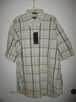 Men's Clothing Size XL Nautica Casual Button-Down Shirt Whit