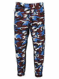 PRADA Men's Clothing Trousers Camo Bordo NIB Authentic