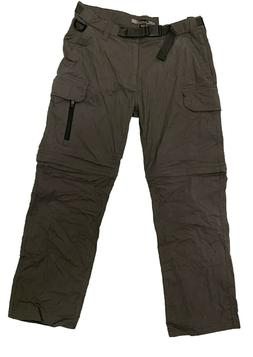 BC Clothing Men's Convertible Lightweight Comfort Stretch Ca