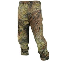 Cotton Mill Hunting Pants for Men Camouflage Clothes Mossy O