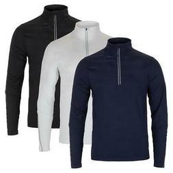 Fila Men`s Fundamental Sintra Half Zip Tennis Jacket