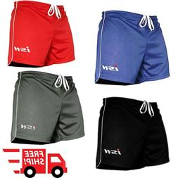 Men's Gym Training Shorts Workout Sports Casual Clothing Fit
