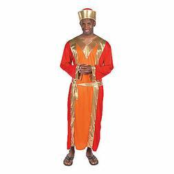 Men'S King Balthazar Costume - Apparel Accessories - 3 Piece