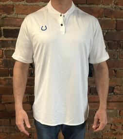 NIKE Men's NFL OnField Apparel Indianapolis Colts Dri-Fit Go