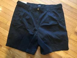 Men's NWT Harbor Bay shorts size 44R shorts midnight blue me