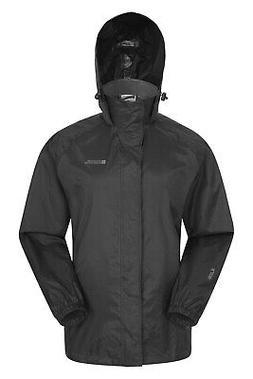 Mountain Warehouse Men's Waterproof Rain Jacket Breathable C