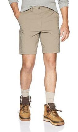 Solstice Apparel Men's Stretch Short, Bark, 36