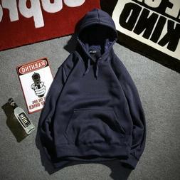 Men's Sweatshirts Fashion Hooded Streetwear Leisure Loose Cl