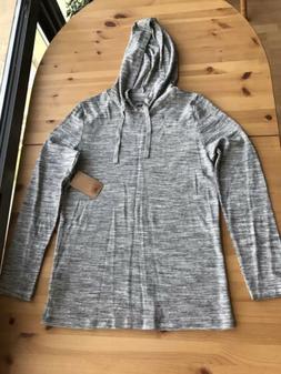 Sunday Work Clothes Men's Sz. S Gray Cotton Blend Fleece Lin