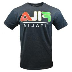 FILA Men's T-shirt - Athletic Sports Apparel -ITALIA - Italy