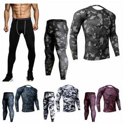 Men's Thermal Underwear Set Male Wimter Warm Clothes Riding