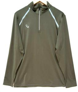 ASICS Men's Thermopolis 1/4 Zip Sweater Gym Runing Clothes 2
