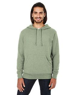Threadfast Apparel Men's Triblend French Terry Hoodie 321H X