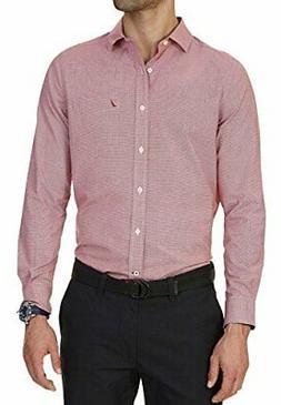 Nautica Men's XXL Wrinkle Resistant Classic Fit Dress Shirt,