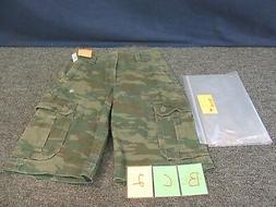 Roebuck Men Size 30 Shorts Clothes Cargo Camo Pockets Summer