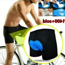 Men Women Cycling Shorts Bicycle Bike Underwear Pants Compre