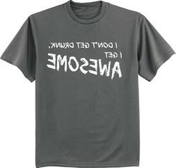 Mens Big and Tall Clothing Funny T-shirt Graphic Tee Big Men