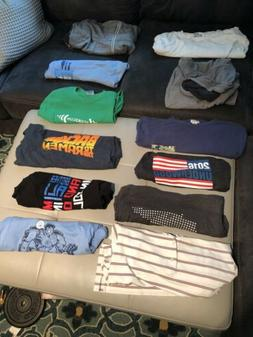 mens clothes lot Resellers Lot 12 Pieces Sizes Small To Larg