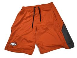 NFL Team Apparel Mens Denver Broncos TX3 Cool Performance Sh