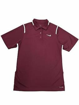 Nike Mens Gameday Dri-fit Polo Active Sports Wear Polo Shirt