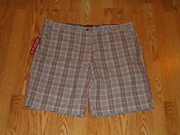 Merona Mens Shorts Size 42 Brand New Tailored Fit Summer Plu