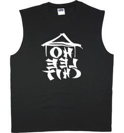 Mens Sleeveless T-shirt Muscle Tee Funny T-shirts Men Tank T