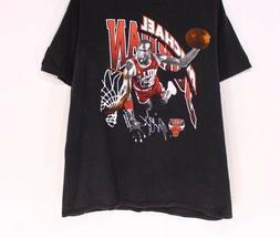 Michael Jordan basketball present gift clothes Black Men S-2