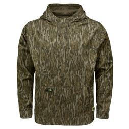 mossy oak camo performance fleece hoodie