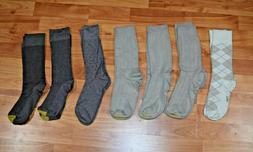 GOLD TOE Neutral Color Men's Dress Socks 9-12