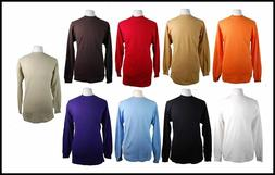 New Men's Access Apparel Long Sleeve Waffle Winter Warm Ther