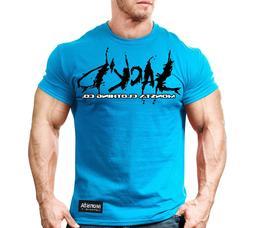 New Men's Monsta Clothing Fitness Gym T-shirt - CSS Jack'd