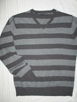 NWOT Men's Paper Denim & Cloth V Neck Pullover Sweater Shirt