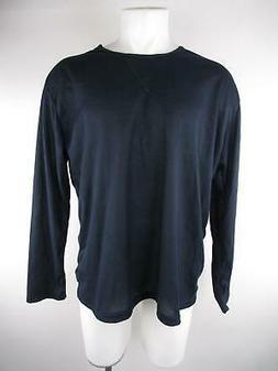 Essential Sleepwear by Seven Apparel NWT Men 2XL Blue Therma
